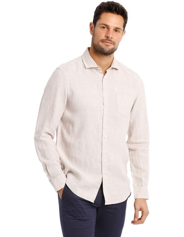 Dolce Linen Long Sleeve Shirt image 2