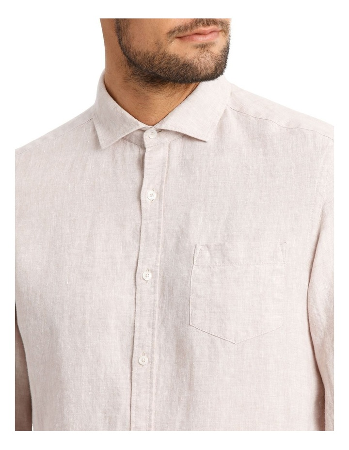 Dolce Linen Ls Shirt image 4