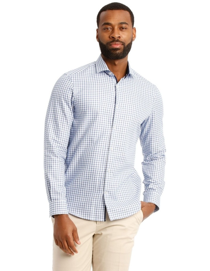 Freeman Check Long Sleeve Shirt image 1