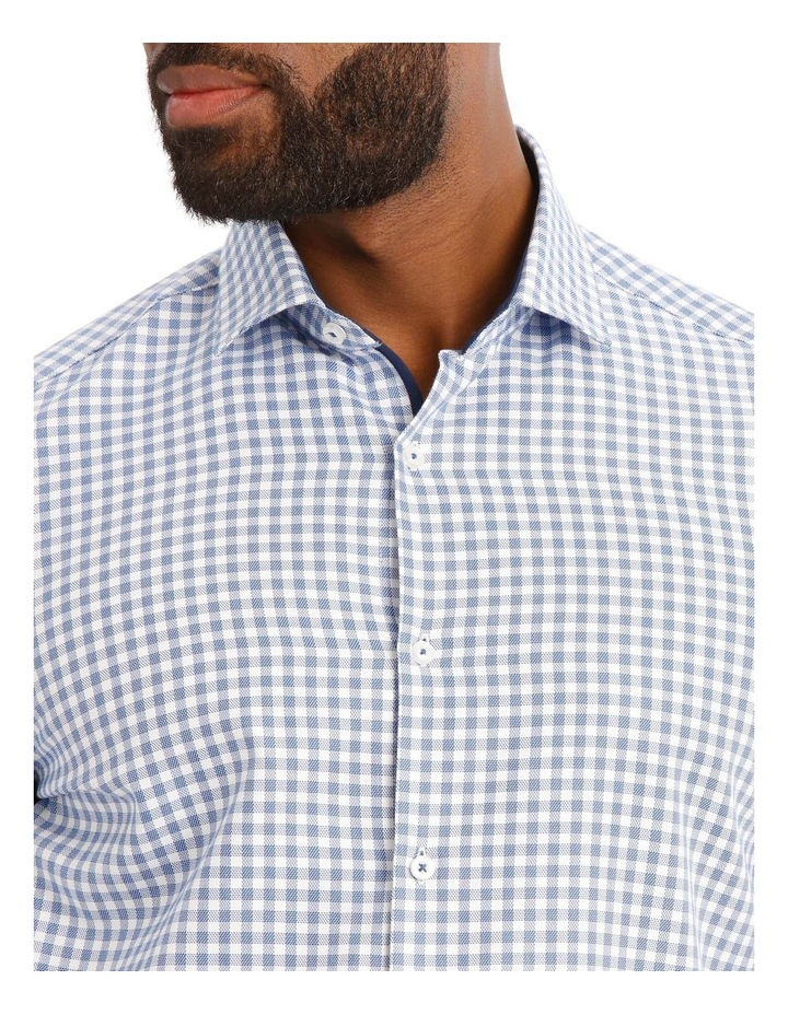 Freeman Check Long Sleeve Shirt image 4