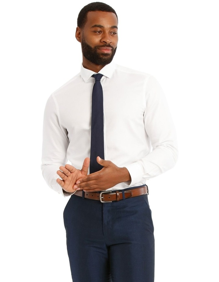 Selleck Herirngbone Long Sleeve Shirt image 1
