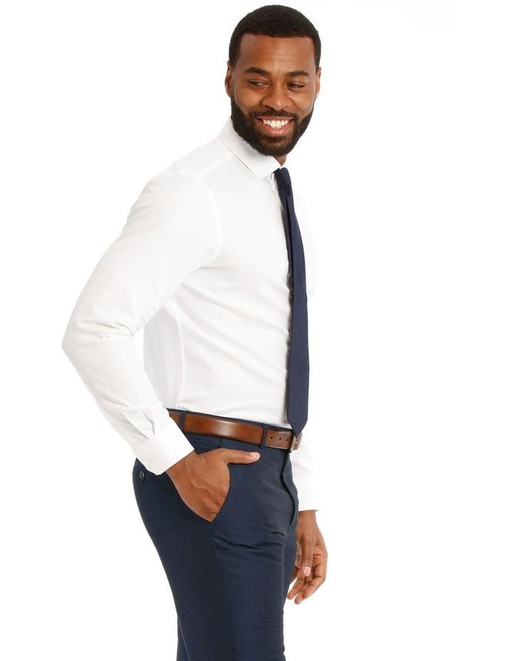 Selleck Herirngbone Long Sleeve Shirt image 2