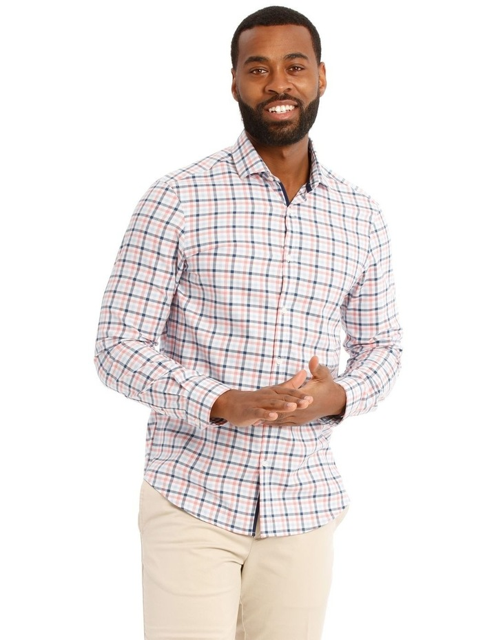 Tucci Check Long Sleeve Shirt image 1