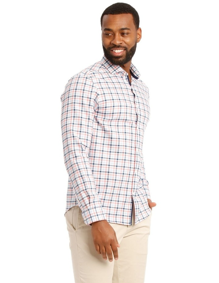 Tucci Check Long Sleeve Shirt image 2