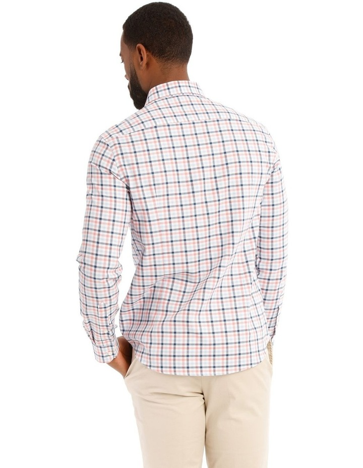 Tucci Check Long Sleeve Shirt image 3
