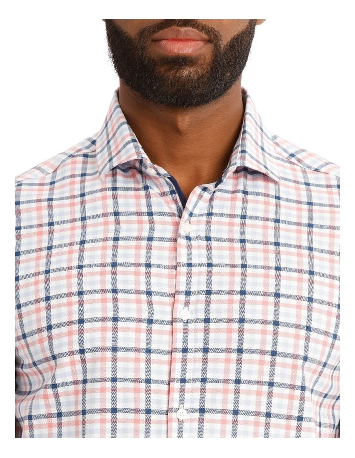 Tucci Check Long Sleeve Shirt image 4