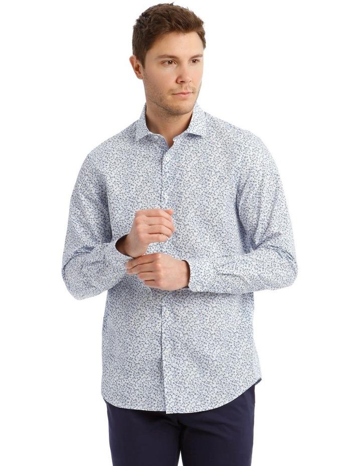 Miura Printed Long-Sleeve Shirt image 1