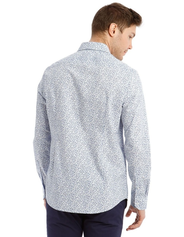 Miura Printed Long-Sleeve Shirt image 3