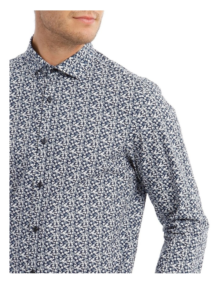 Connery Printed Long-Sleeve Shirt image 4