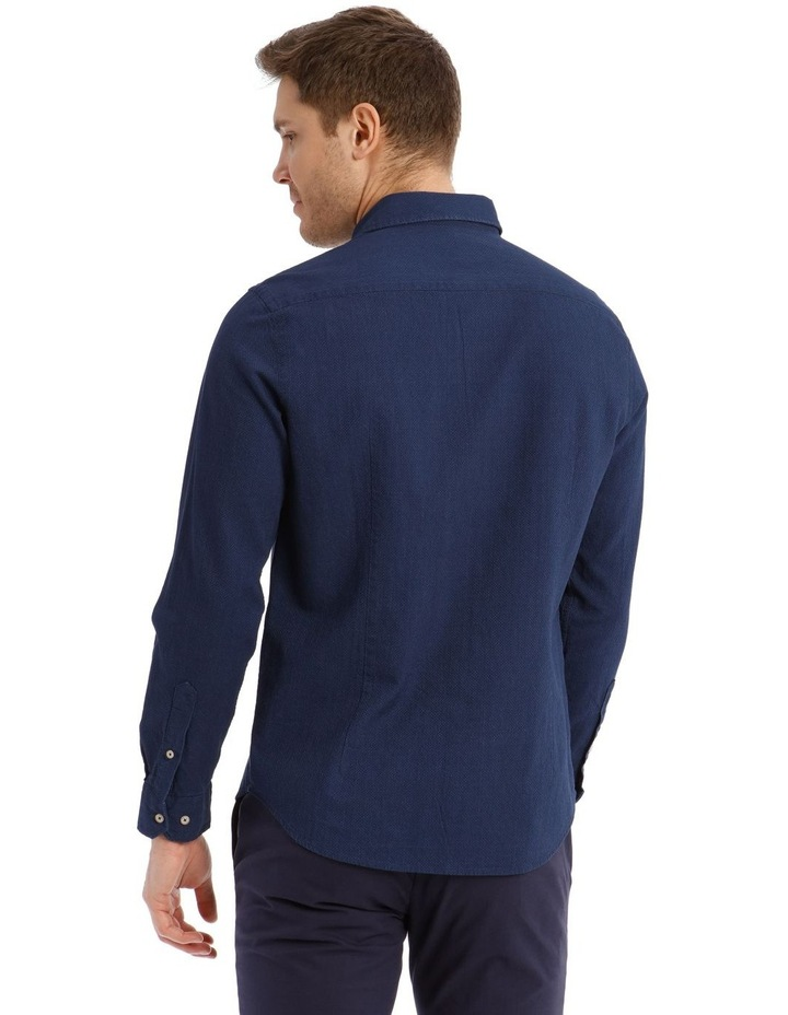 Brosnan Indigo Long-Sleeve Shirt image 3