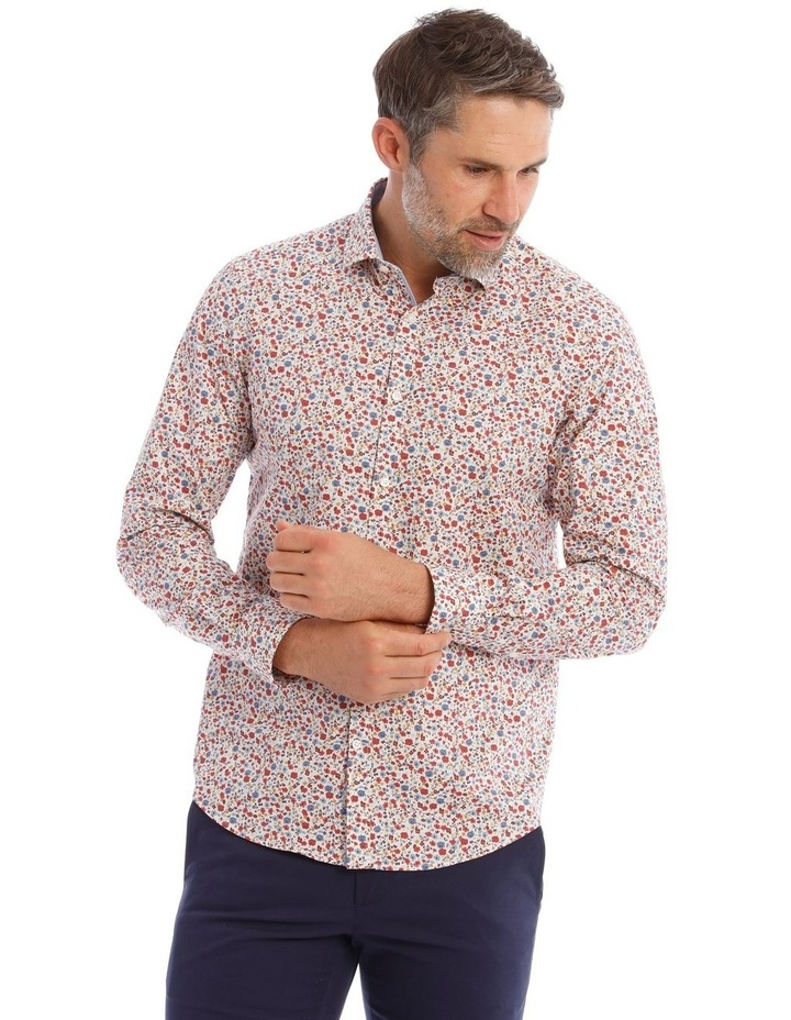 Hardy Floral Printed Ls Shirt image 1