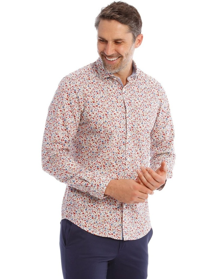 Hardy Floral Printed Ls Shirt image 2