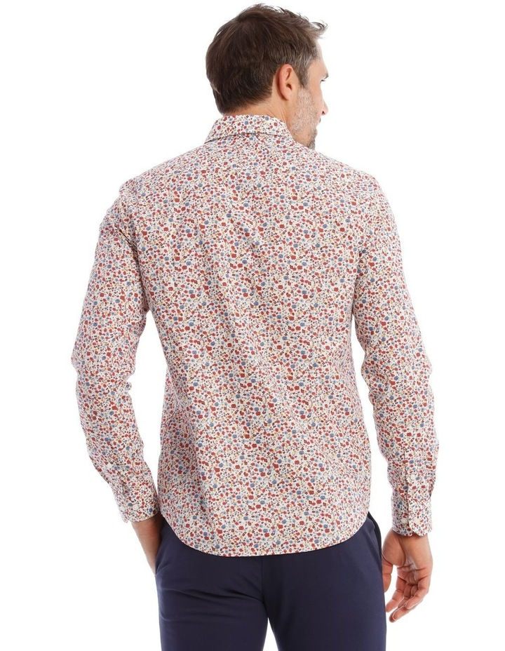 Hardy Floral Printed Ls Shirt image 3