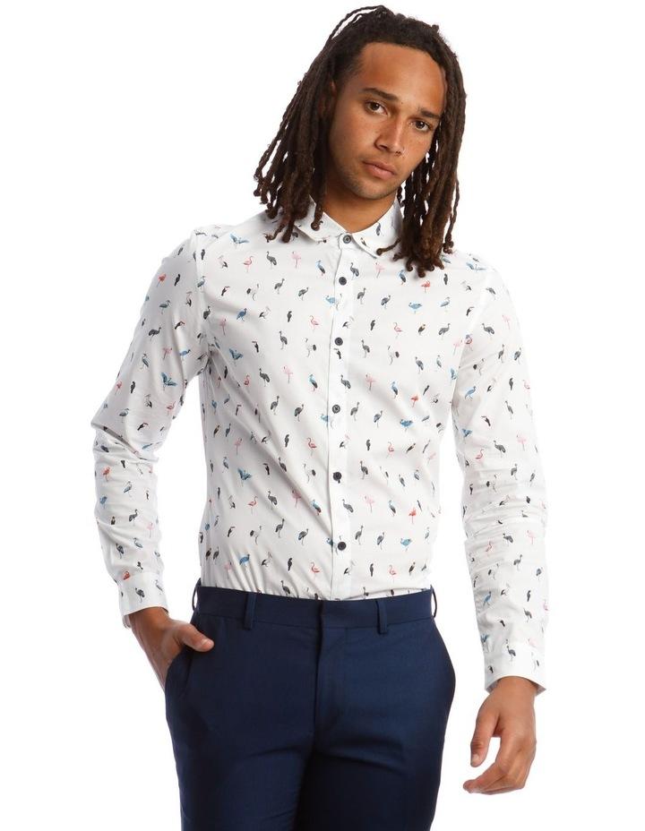 Get Flocked Long Sleeve Shirt image 2