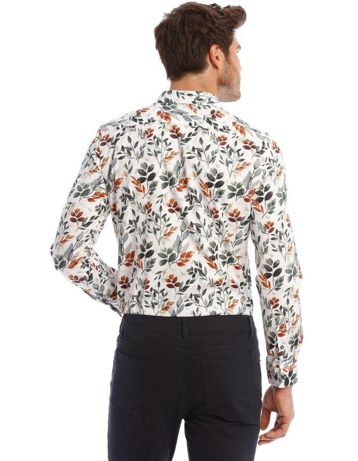 Leo Floral Long Sleeve Shirt image 2