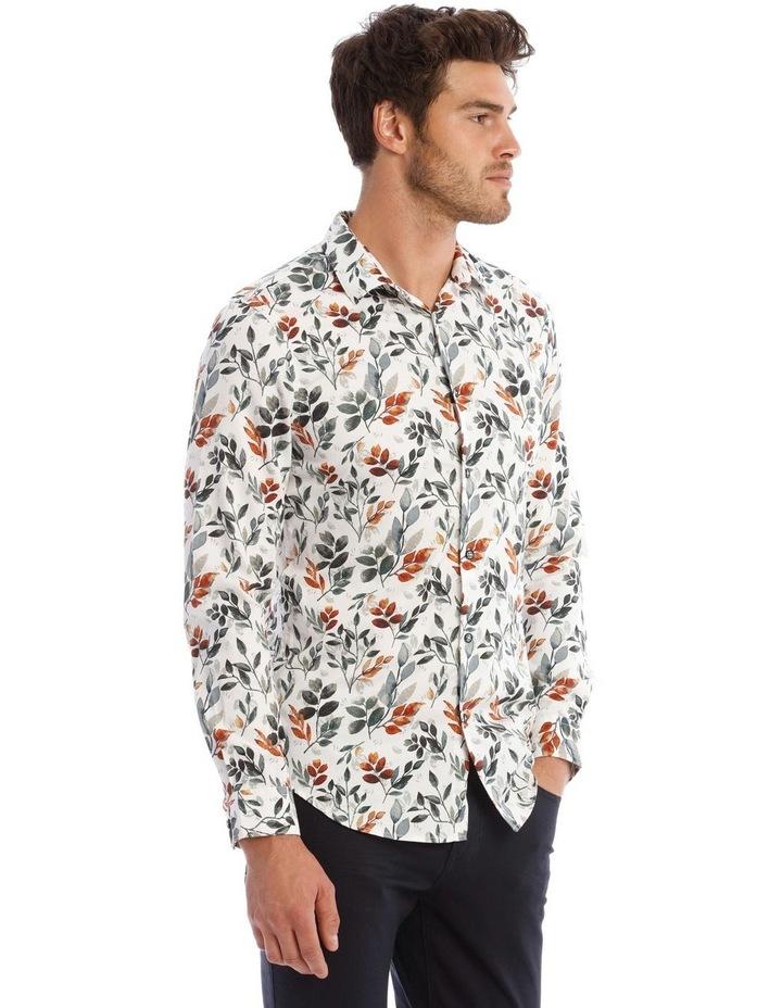 Leo Floral Long Sleeve Shirt image 3