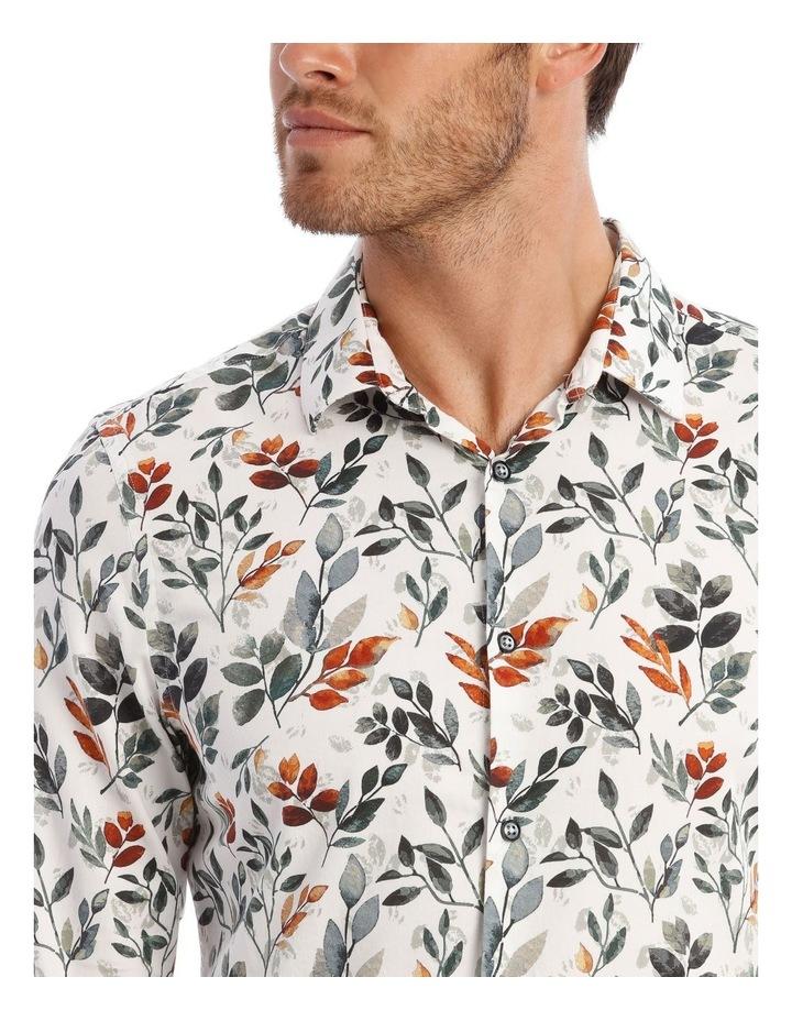 Leo Floral Long Sleeve Shirt image 4