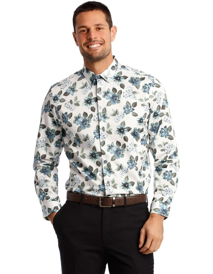 Bobby Floral Long Sleeve Shirt image 1
