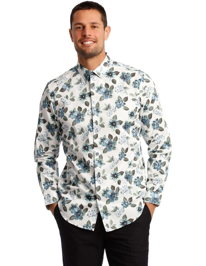 Bobby Floral Long Sleeve Shirt image 3