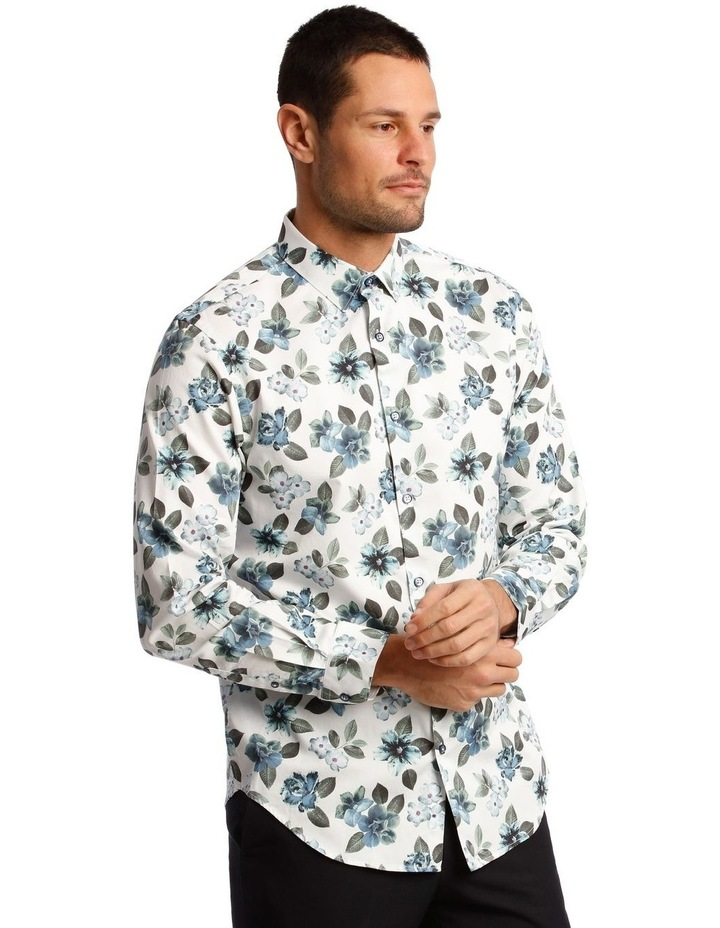 Bobby Floral Long Sleeve Shirt image 5