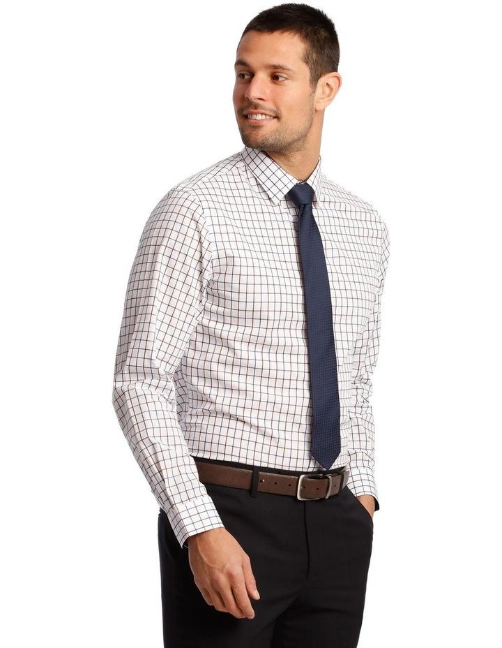 Tailored Window Check Long Sleeve Shirt image 3