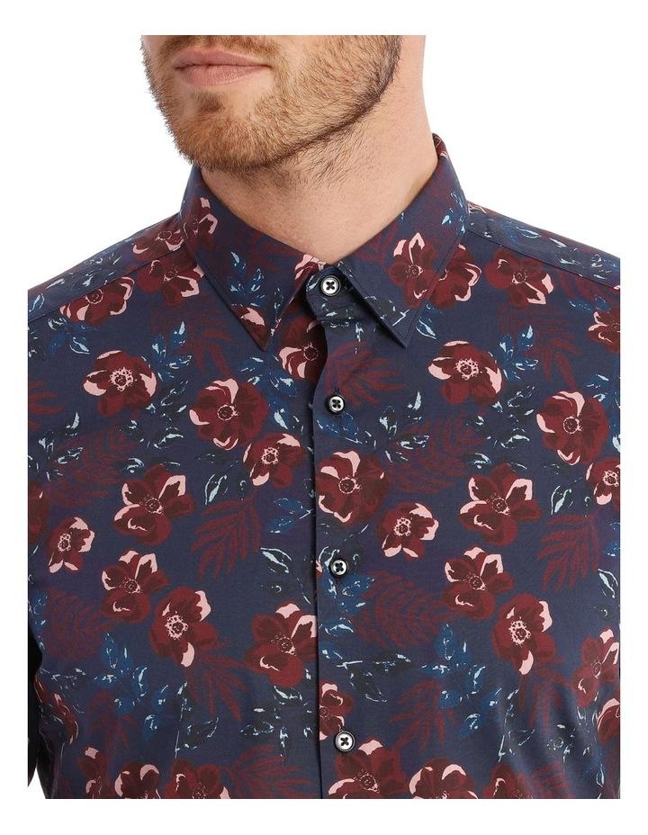 Slim Henry Floral Long Sleeve Shirt image 4
