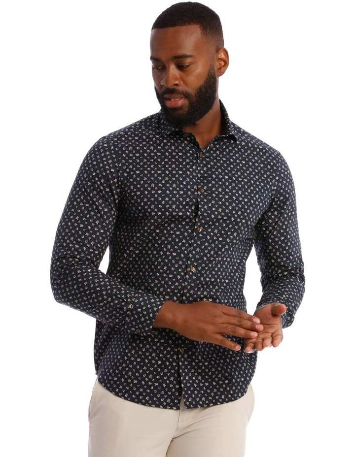 Zurich Ditsy Floral Shirt image 1