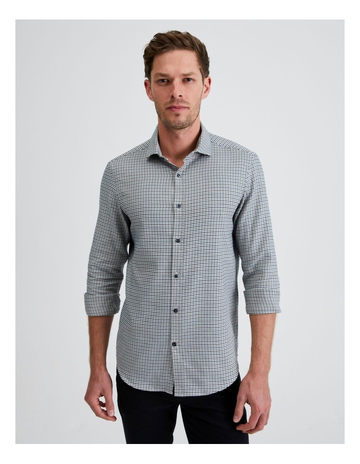 Oslo Puppytooth Check Shirt image 2