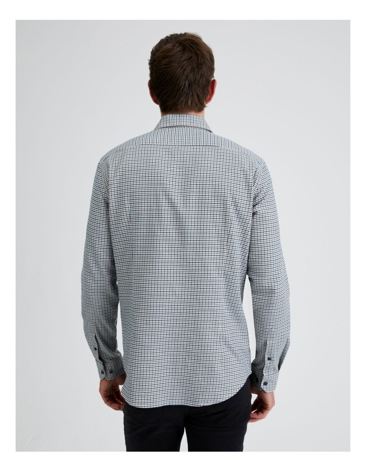 Oslo Puppytooth Check Shirt image 4