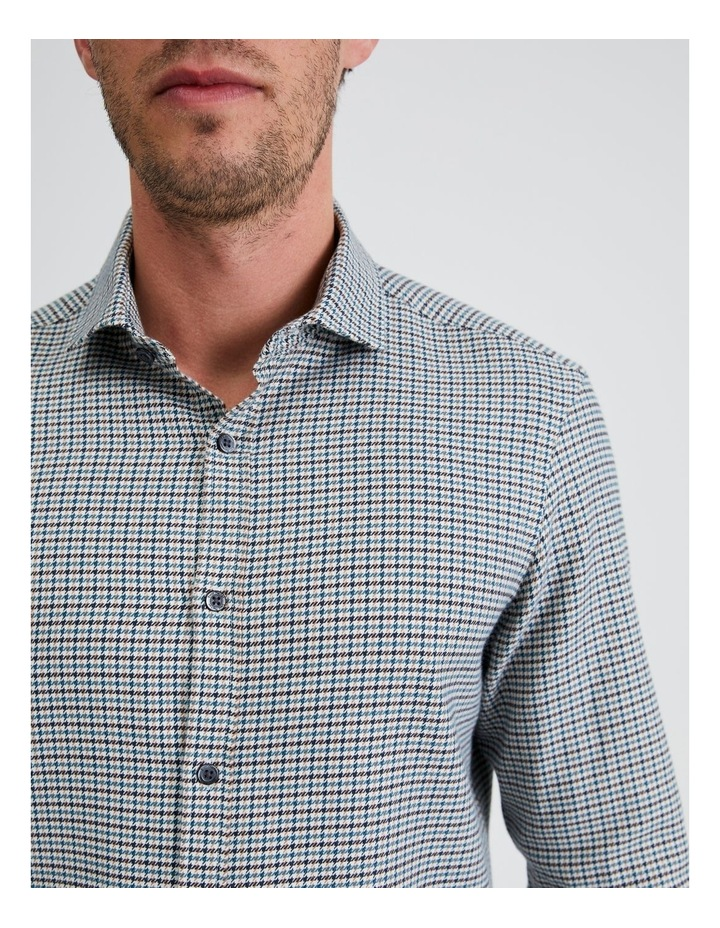 Oslo Puppytooth Check Shirt image 6