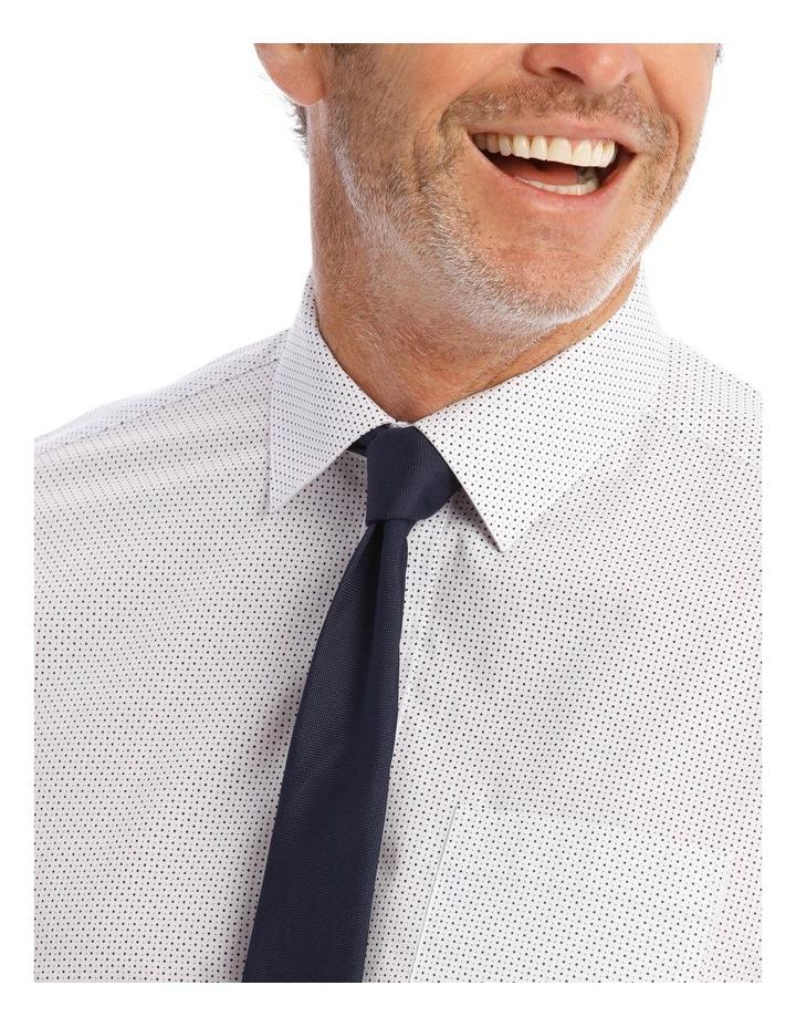 Classic Fit Double Dot Print Shirt image 2