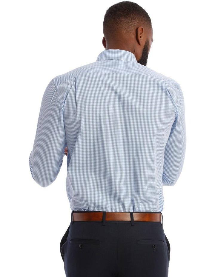 Gingham Long Sleeve Shirt image 4