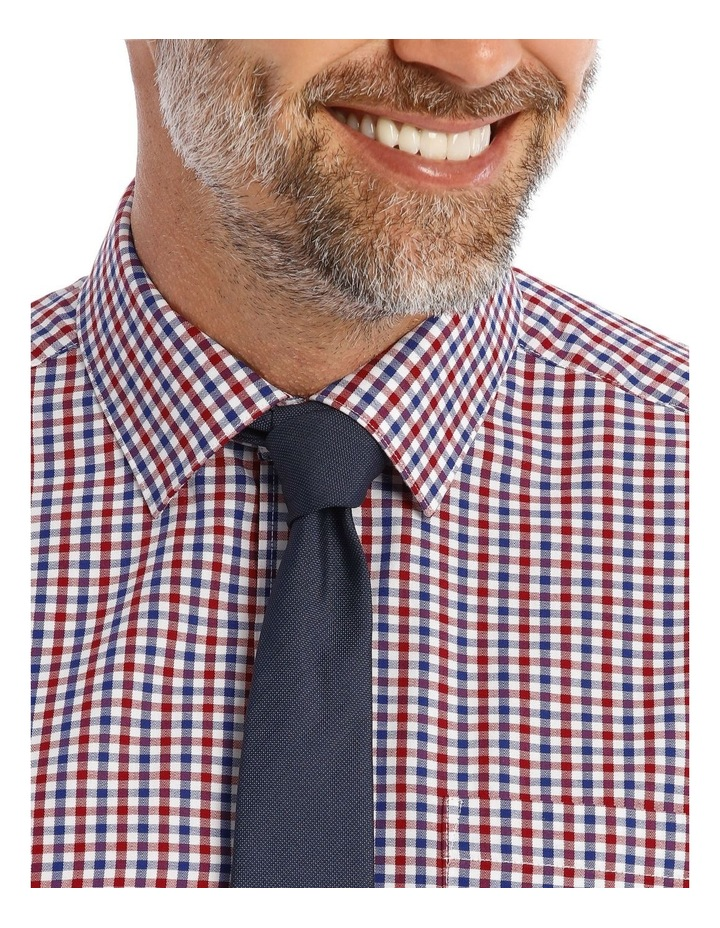 Classic Fit Gingham Shirt image 4