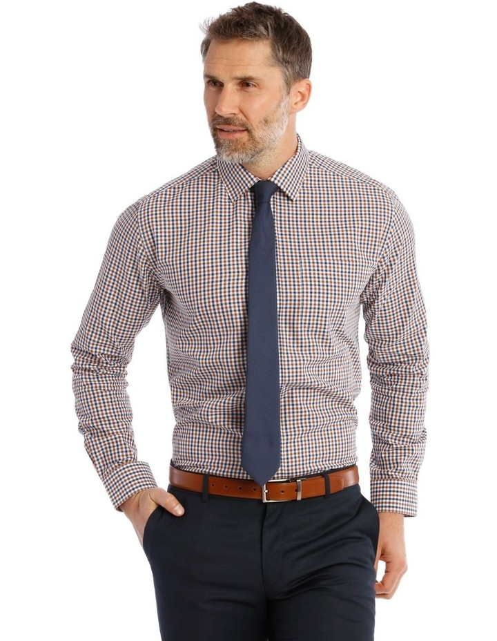 Classic Fit Gingham Shirt image 1
