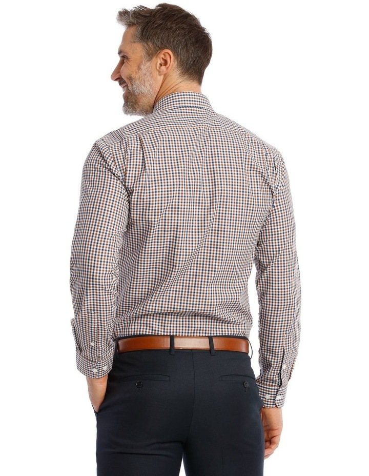 Classic Fit Gingham Shirt image 3