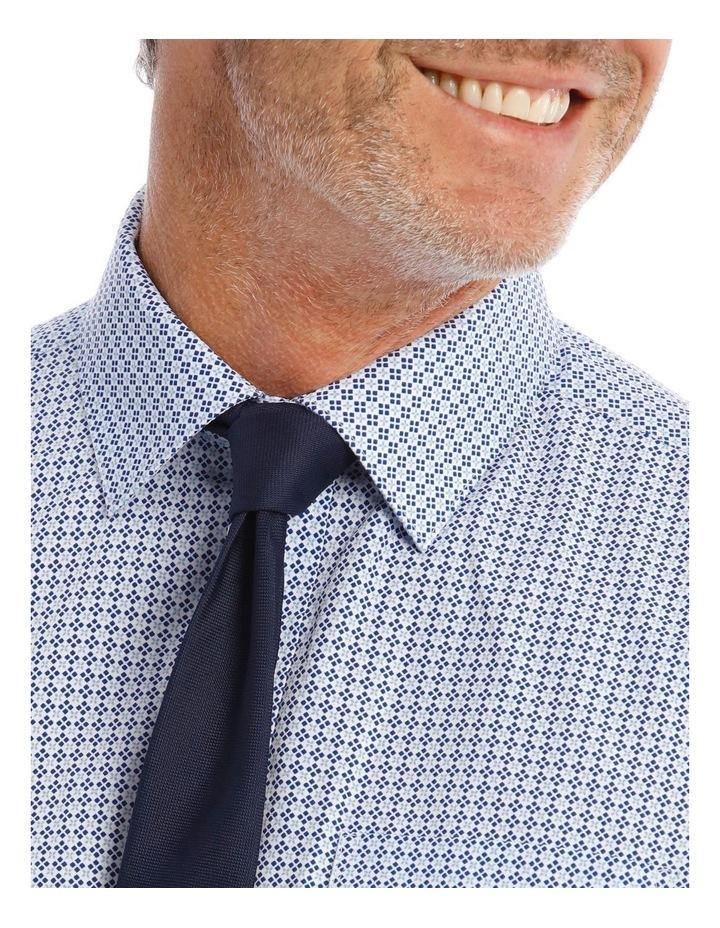 Classic Fit Double Diamond Print Shirt image 2