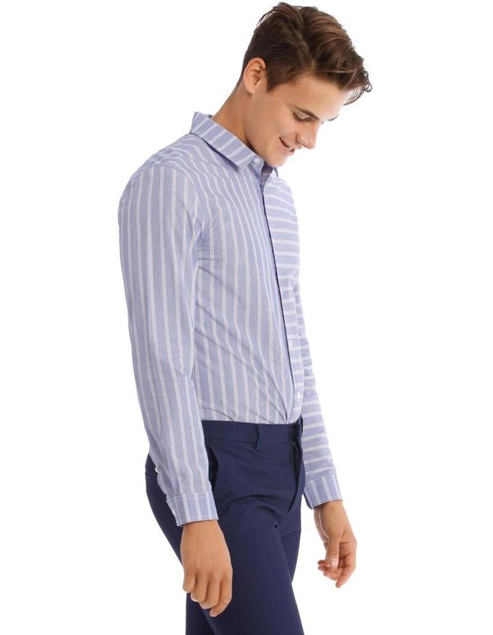 Cosmopolitan Stripe Long Sleeve Shirt image 2