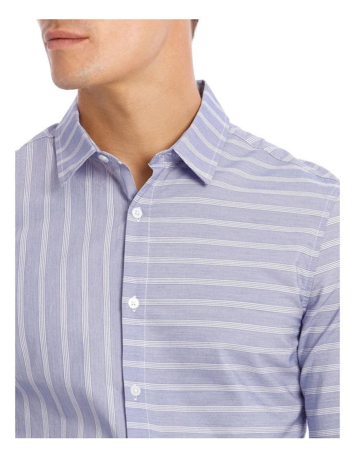 Cosmopolitan Stripe Long Sleeve Shirt image 4