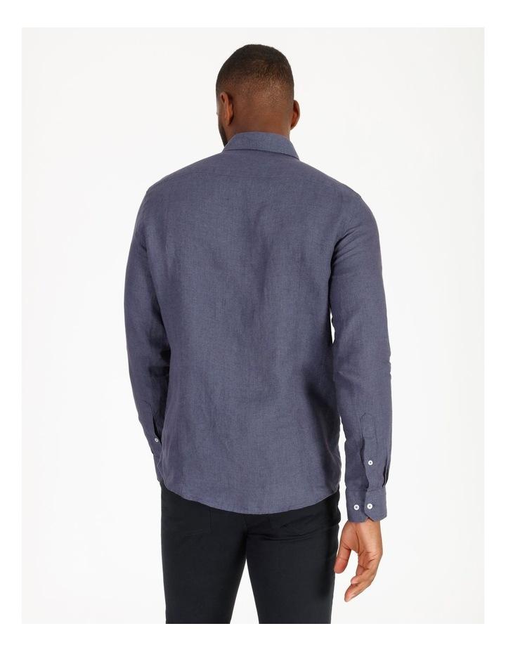 Dolce Long-Sleeve Linen Shirt image 3