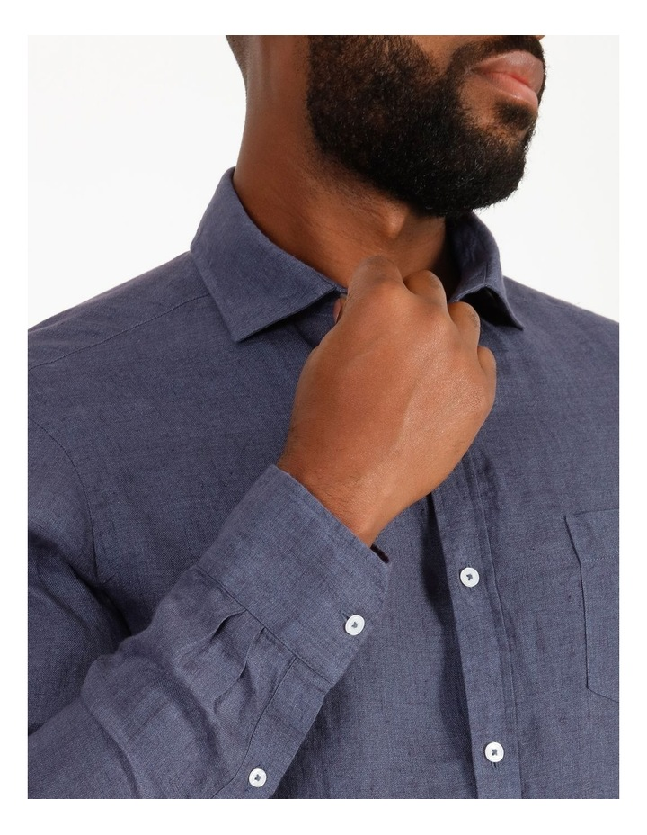Dolce Long-Sleeve Linen Shirt image 4