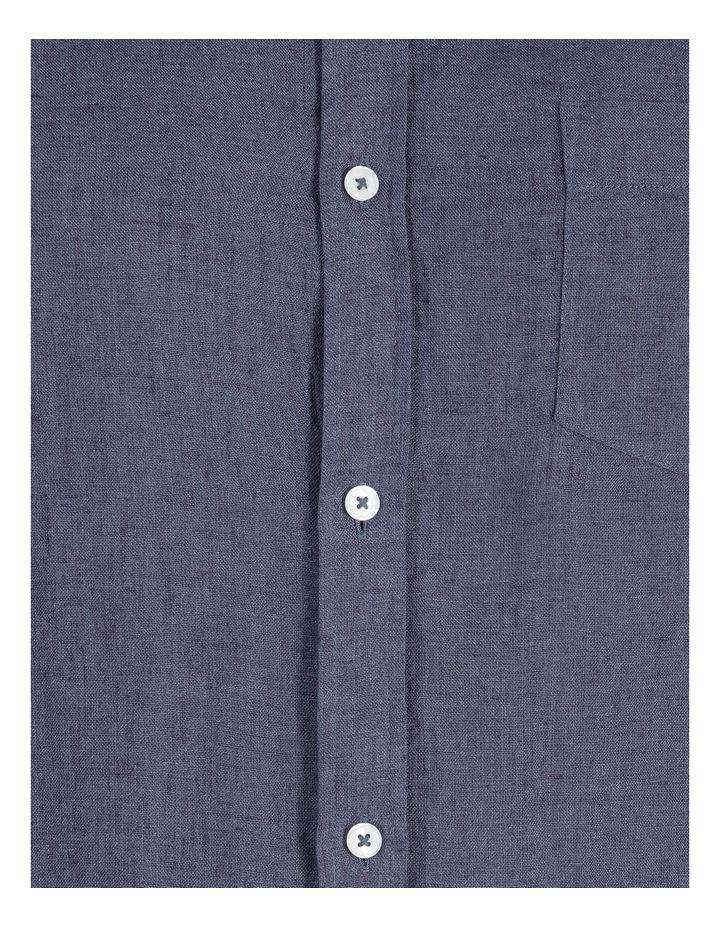 Dolce Long-Sleeve Linen Shirt image 5