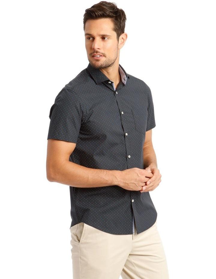 Modena Ditsy Printed Short Sleeve Shirt image 2