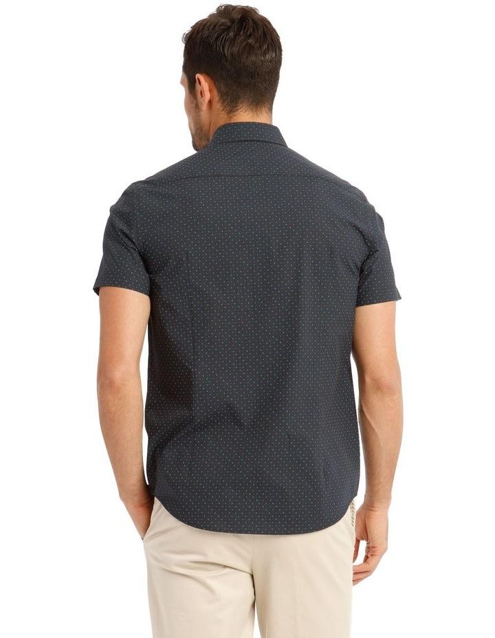 Modena Ditsy Printed Short Sleeve Shirt image 3