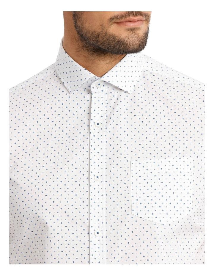 Modena Ditsy Printed Short Sleeve Shirt image 4
