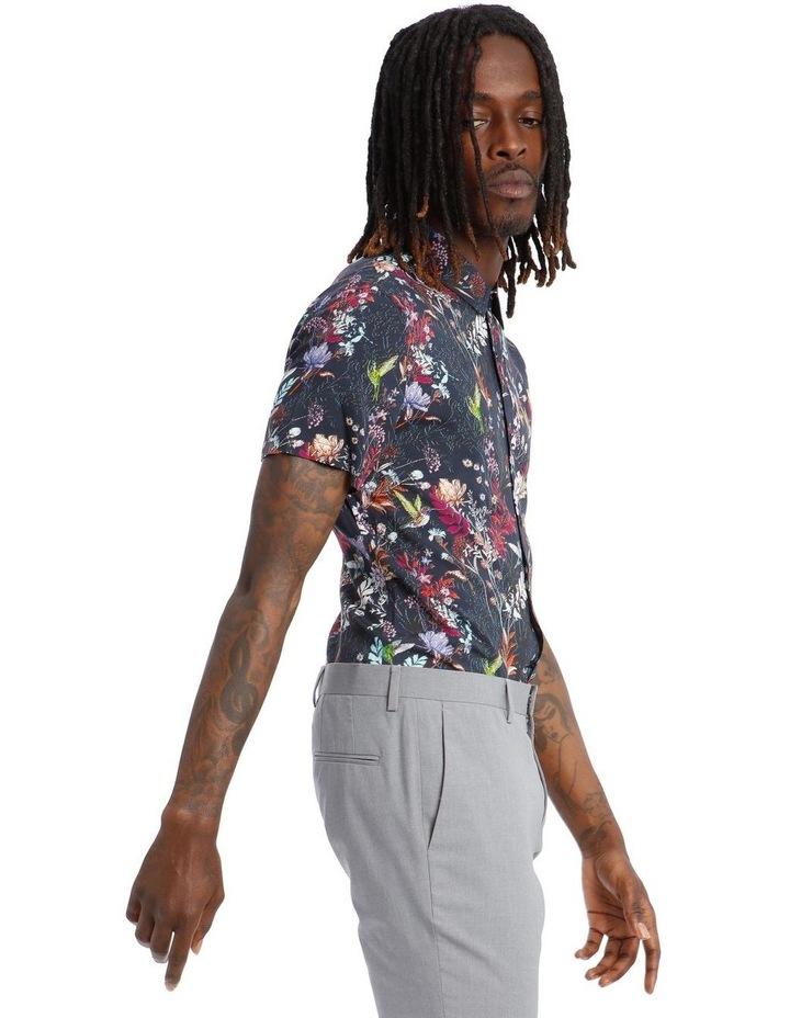 Gardenia Short Sleeve Rayon Shirt image 2