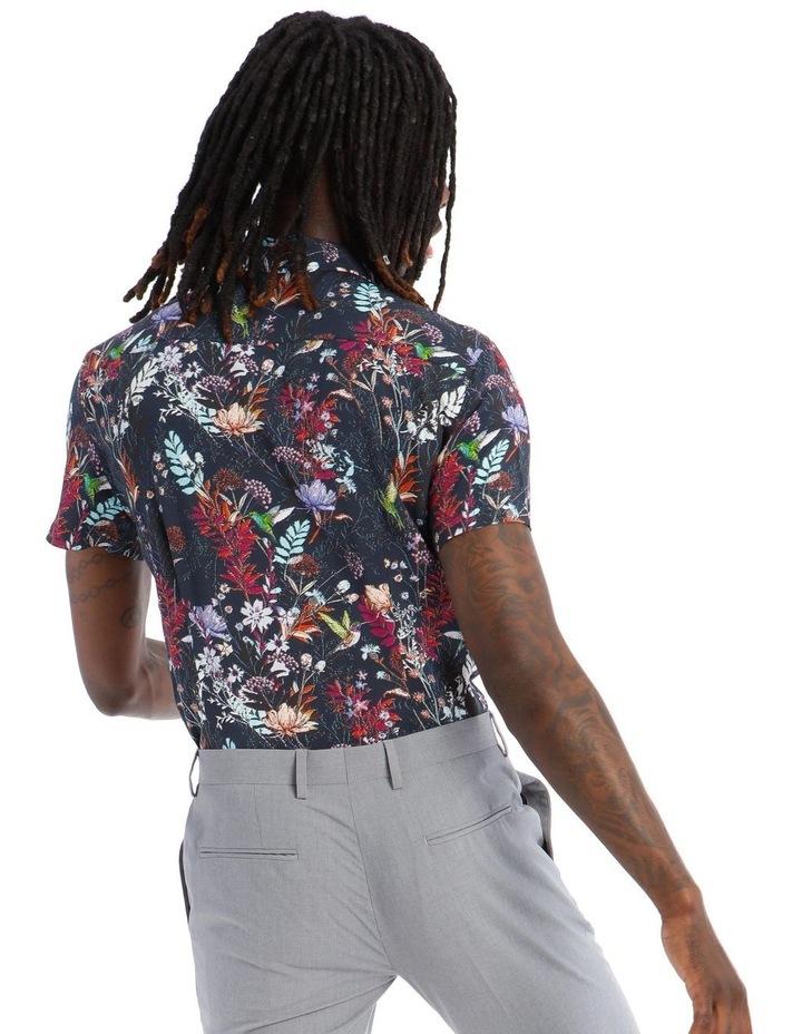 Gardenia Short Sleeve Rayon Shirt image 3