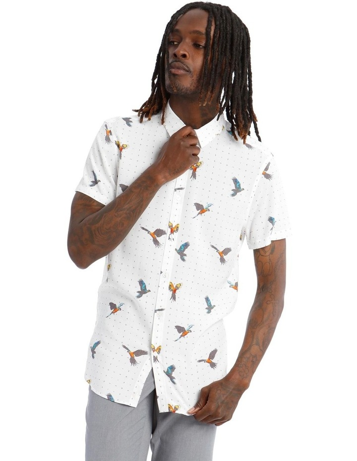 Virtual Flight Short Sleeve Rayon Shirt image 1