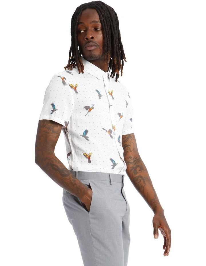 Virtual Flight Short Sleeve Rayon Shirt image 2