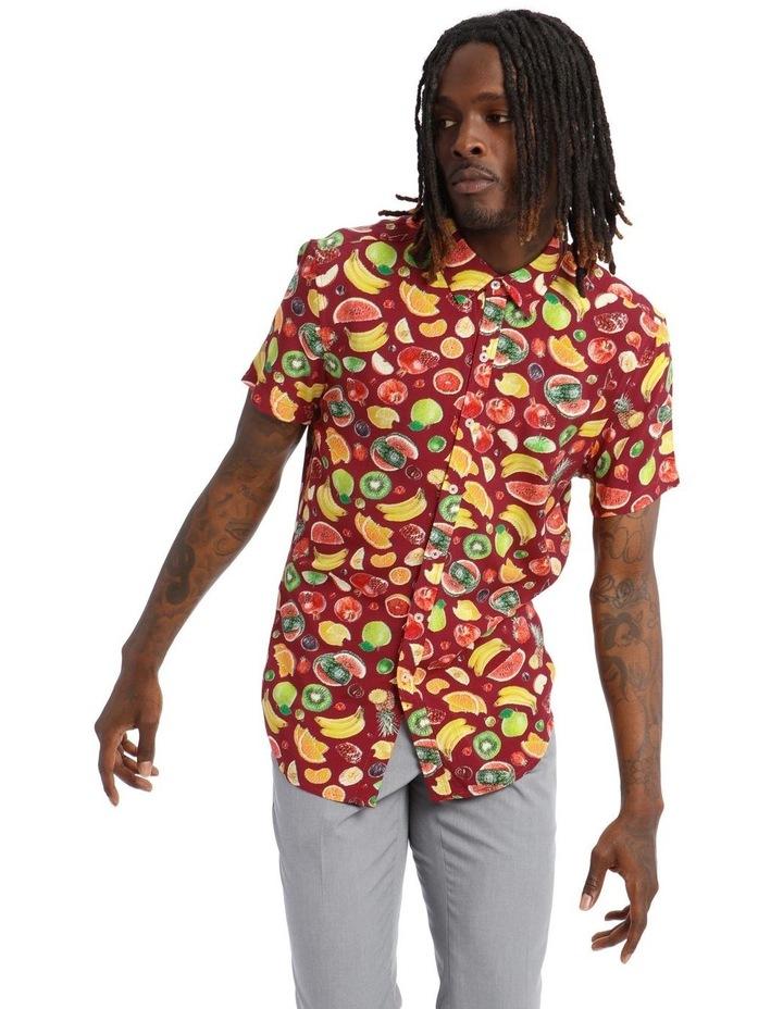 Odd Bunch Short Sleeve Rayon Shirt image 1