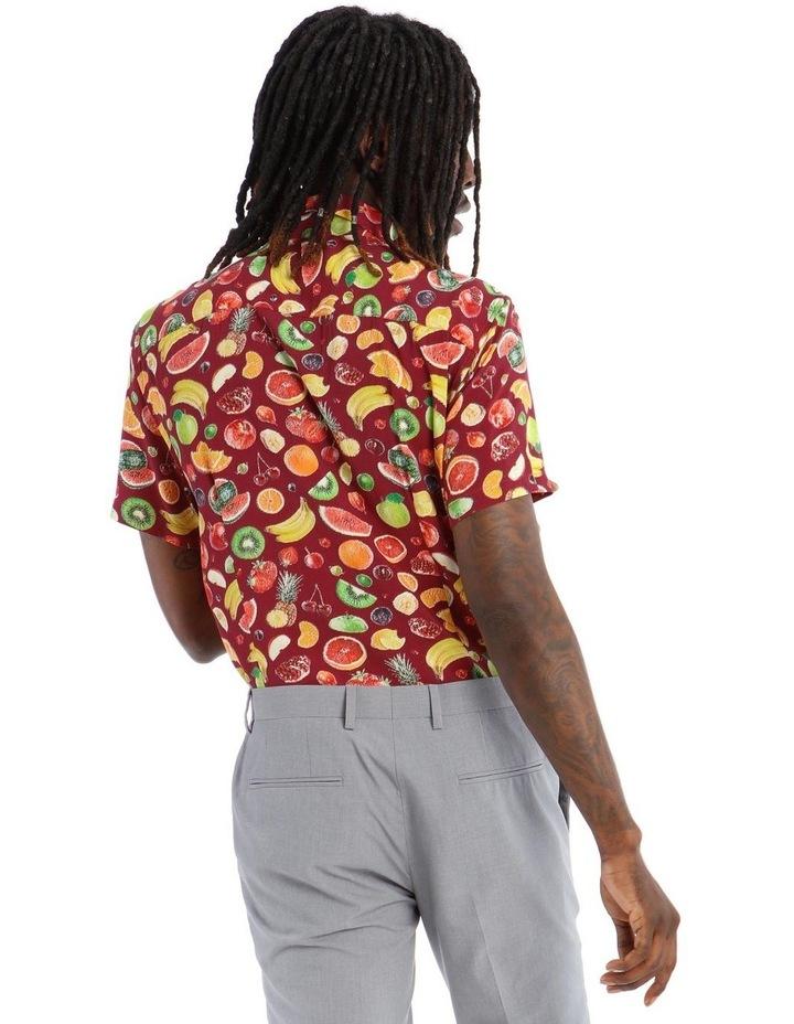 Odd Bunch Short Sleeve Rayon Shirt image 3